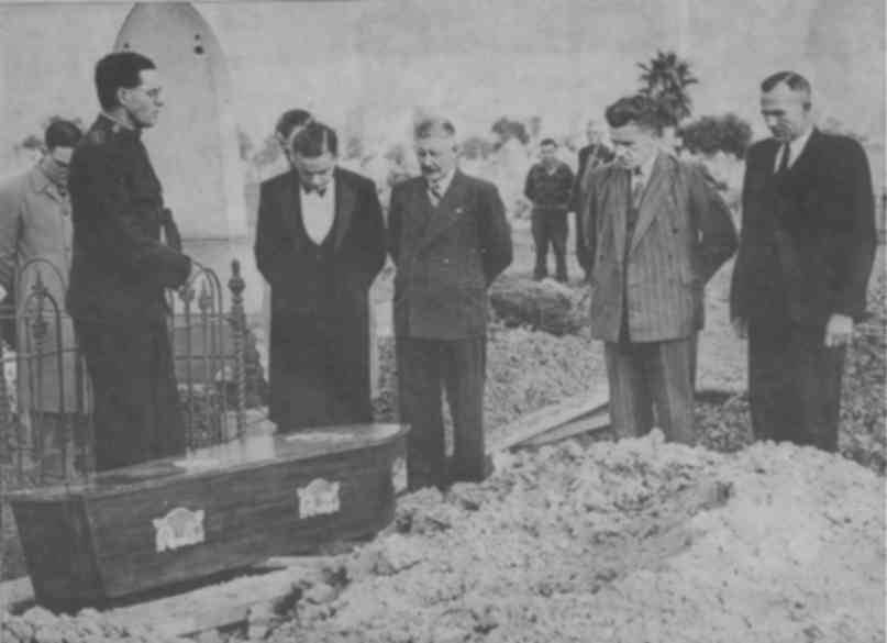 Somerton Man Burial