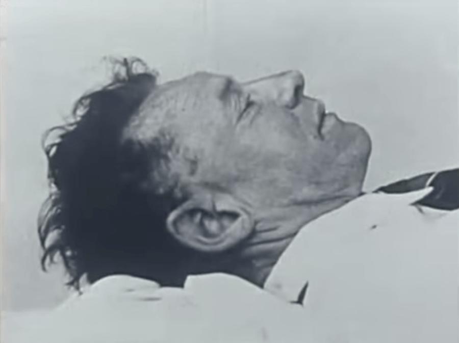 Somerton Man Dead