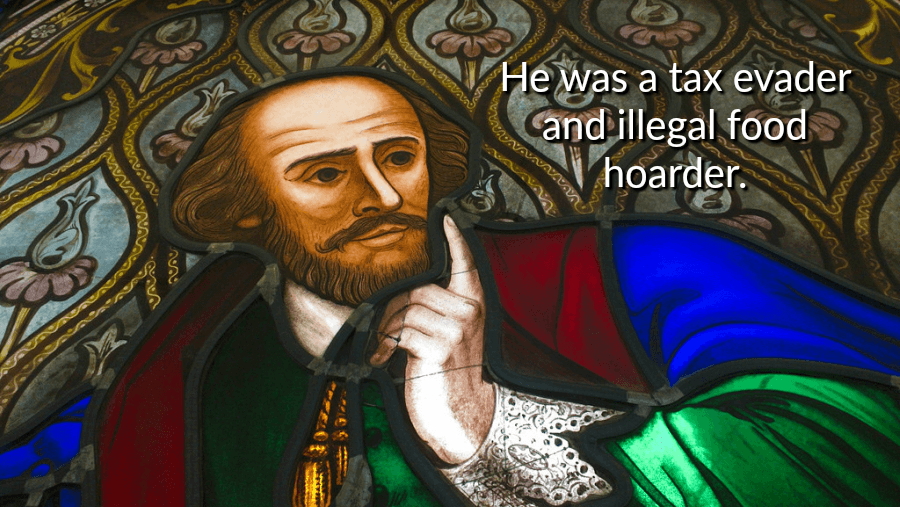 Interesting Facts About Shakespeare