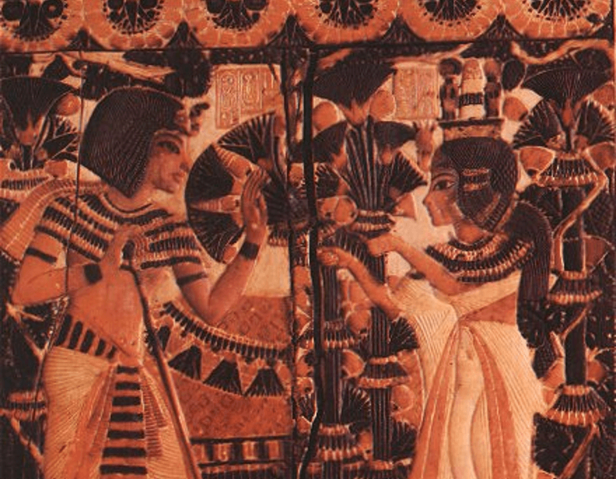 Tut And Wife