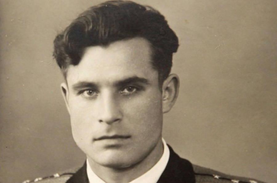 Vasili Arkhipov Portrait