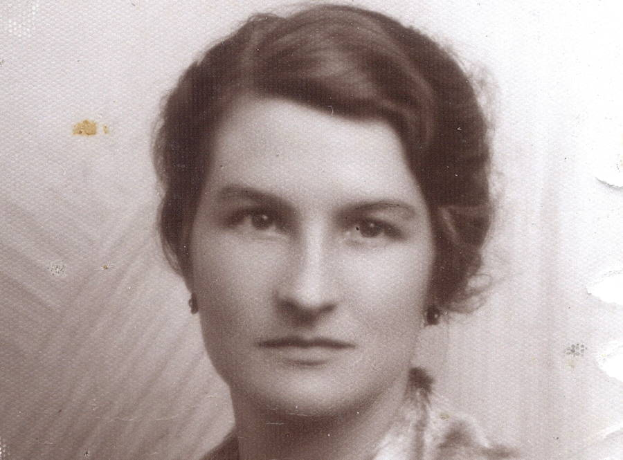 Virginia Hall Portrait