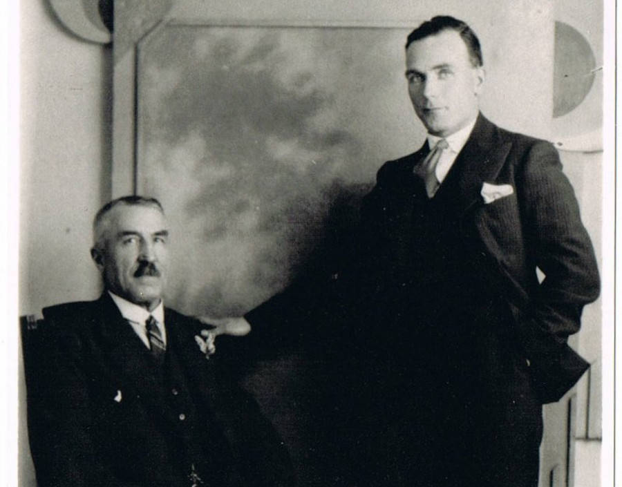 Albert Pierrepoint And Uncle