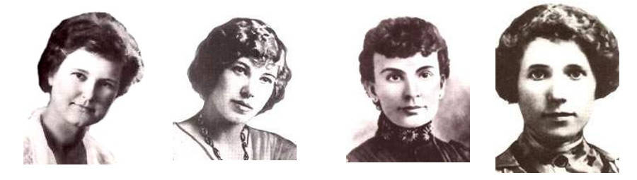 Victims Of Earle Nelson
