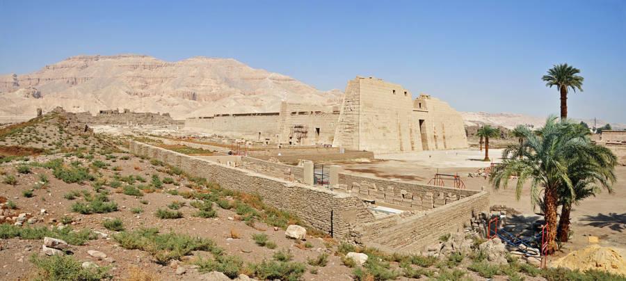 Ramses Mortuary Temple