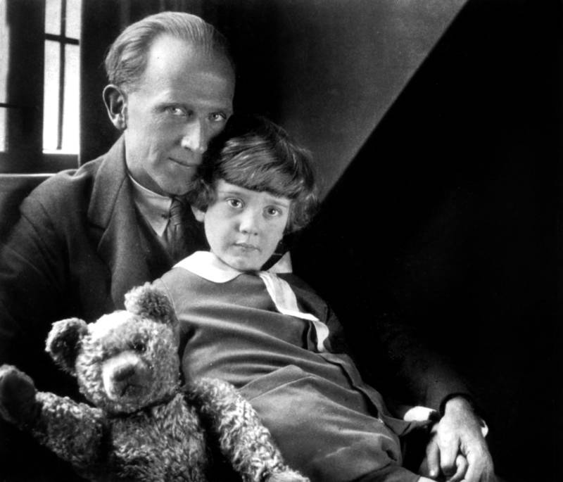 Aa Milne Christopher Robin