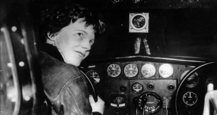 Amelia Earhart Distress Calls