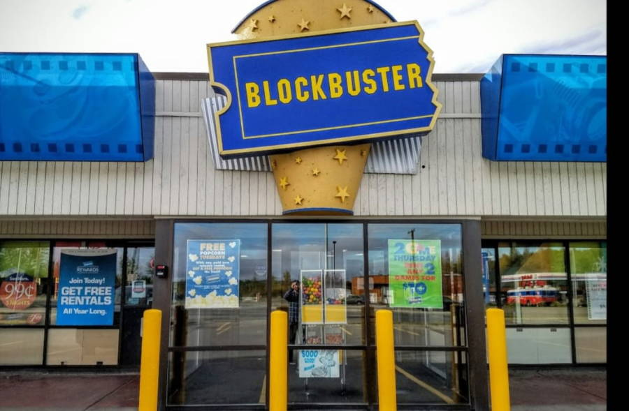 Anchorage Blockbuster