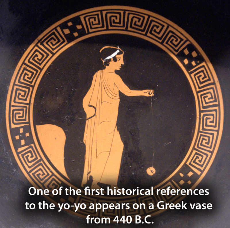 Ancient Greece Facts Yoyo
