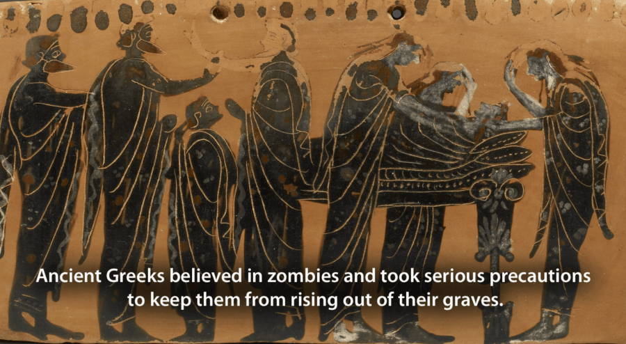 Ancient Greek Burial