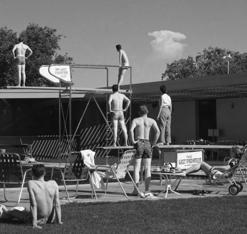 Atomic Tourism 1950s