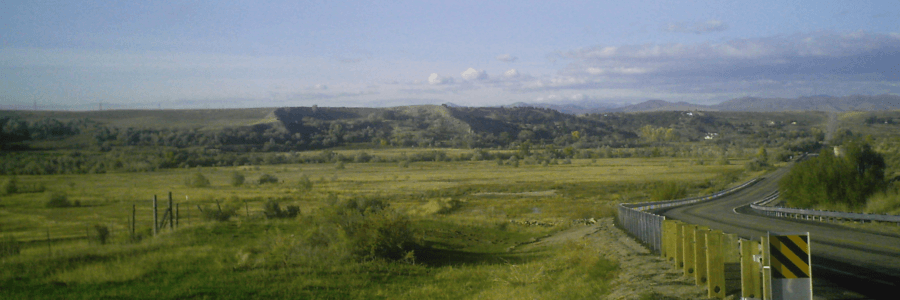 Bear River Massacre Location