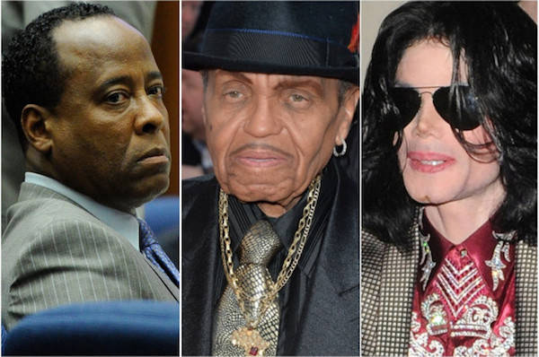 Conrad Murray Joe Michael Jackson
