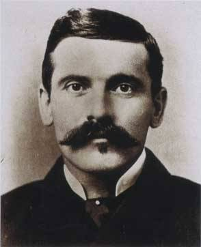Doc Holliday Portrait