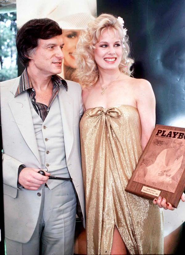 Dorothy Stratten And Hugh Hefner
