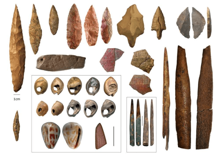 Early Human Tools