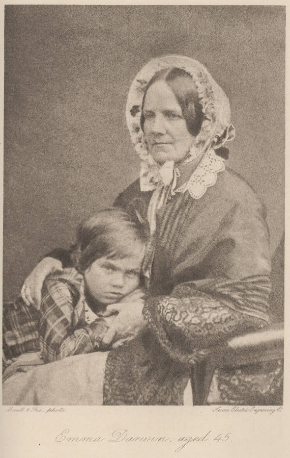 Emma Darwin And Leonard