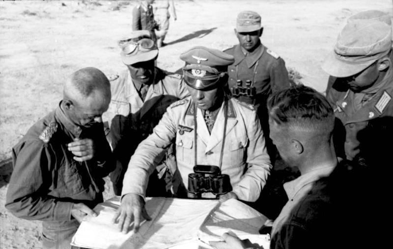 Erwin Rommel Desert Fox