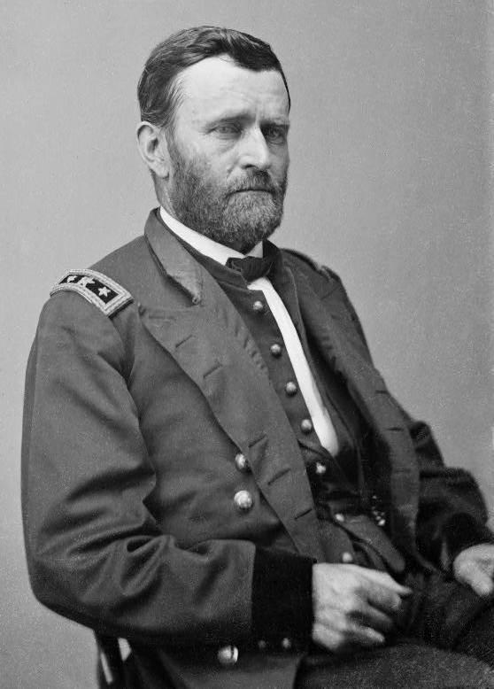 General Ulyssess Grant