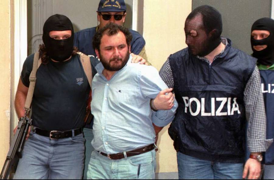 Giovanni Brusca Arrested In 1996