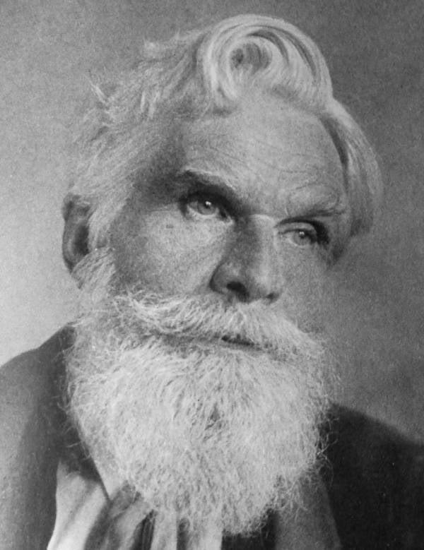 Havelock Ellis Portrait