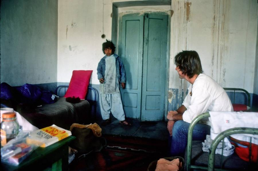 Hippies In Afghanistan