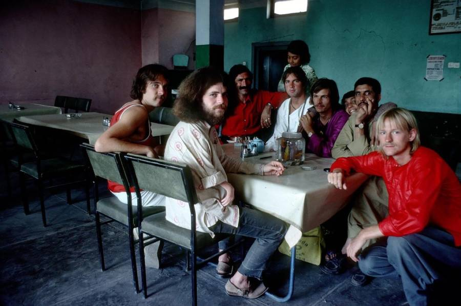 Hippie Trail Group