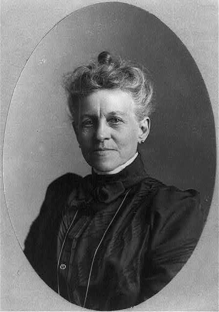 Ida Lewis Portrait