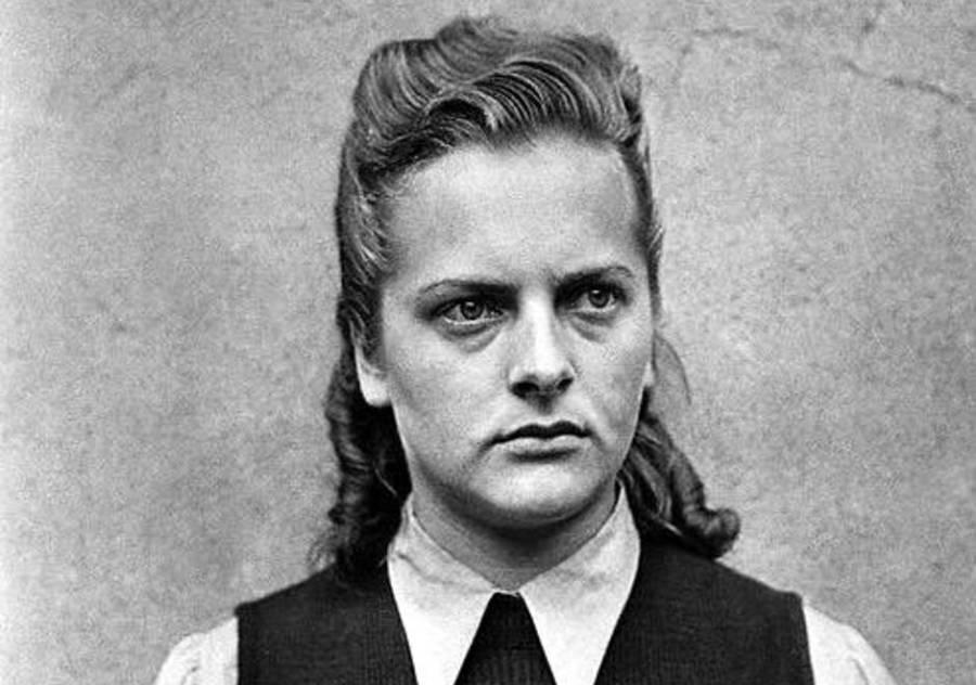 Irma Grese Portrait