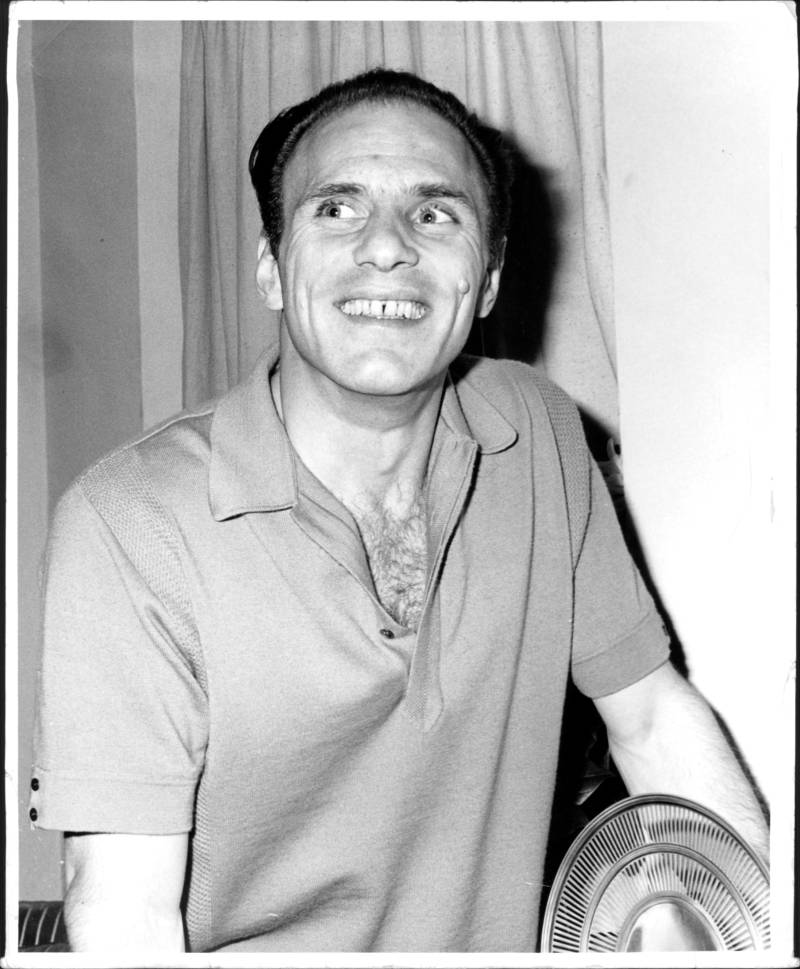 Joe Gallo In 1967