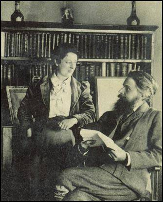 Edith Lees And Havelock Ellis