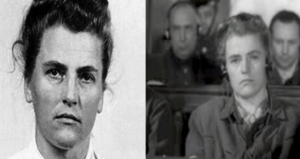 Maria Mandl Was A Female Guard At Auschwitz
