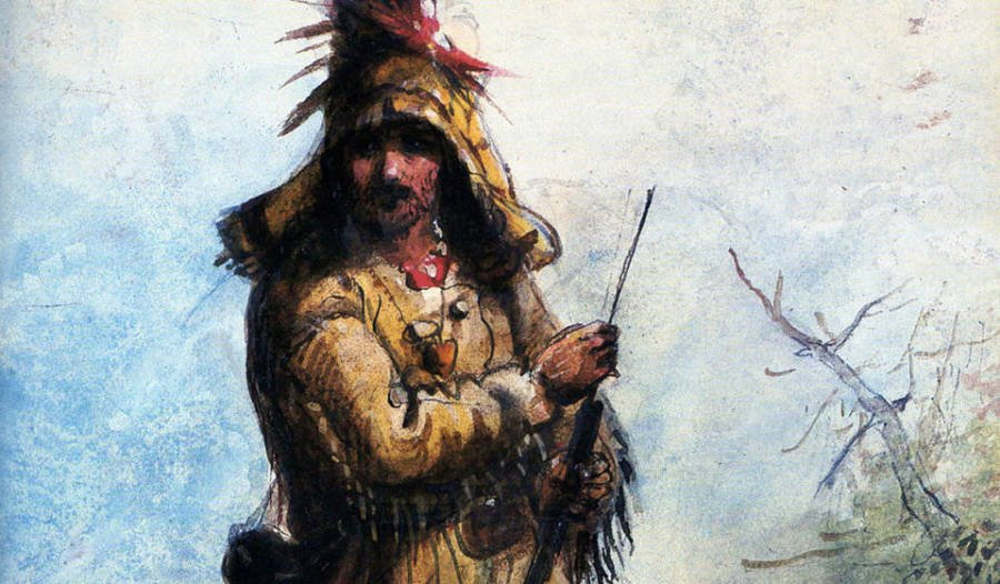John Colter Mountain Man