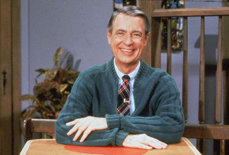 Mr. Rogers' Tattoos
