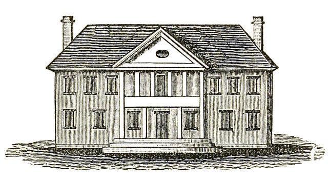 Second Virginia Capitol