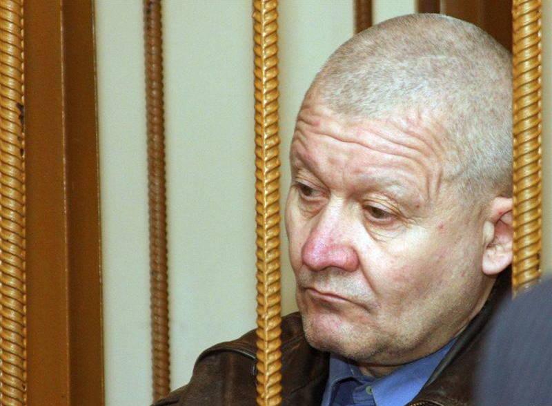 Serhiy Tkach In Court