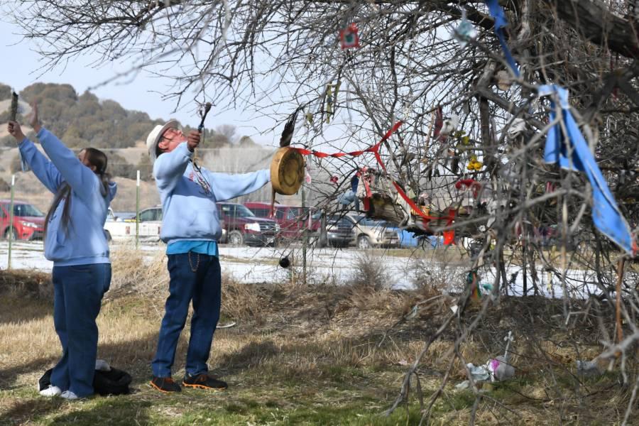 Shoshone Prayer Site