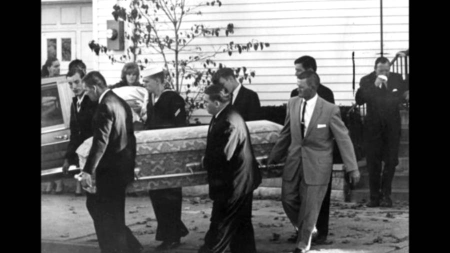 Sylvia Likens Funeral