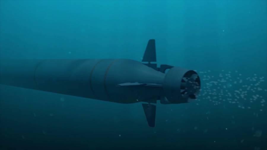 Poseidon Doomsday Device Prototype