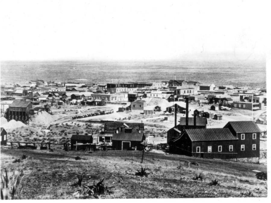 Tombstone Arizona In 1881