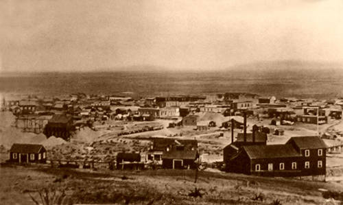 Tombstone Town 1891