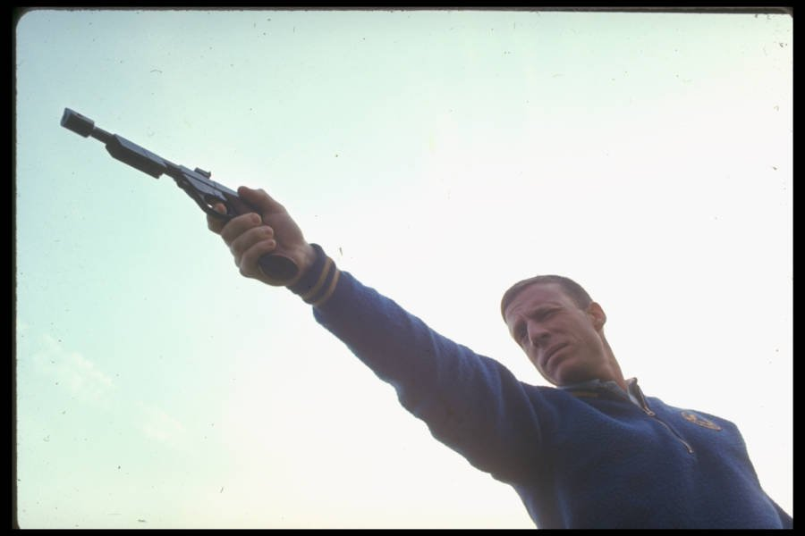 John Du Pont Shooting