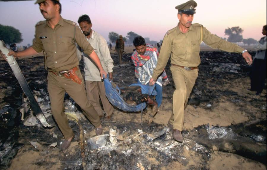 chakrhi dadri collision