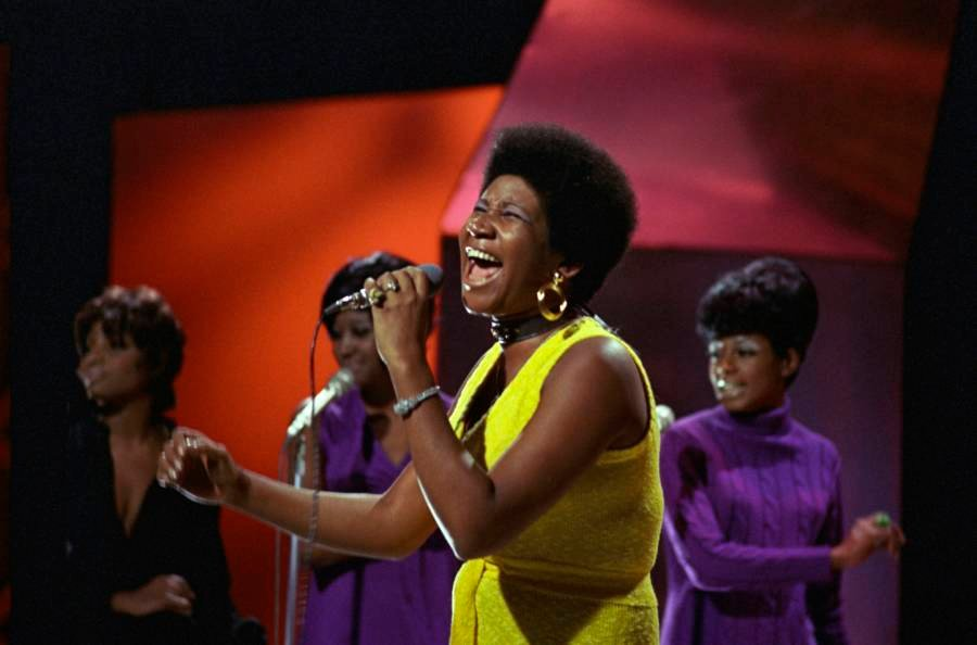 Aretha Franklin And The Civil Rights Movement