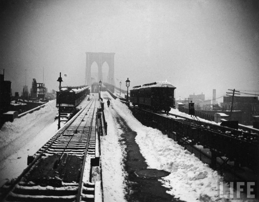 Blizzard Of 1888 Bridge