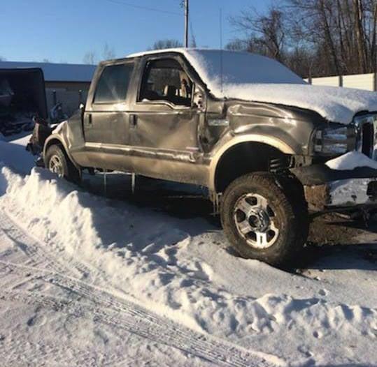Brock Meister's Truck