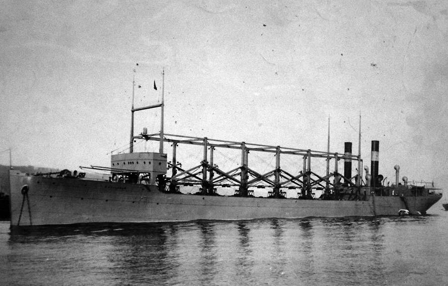 Building The USS Cyclops
