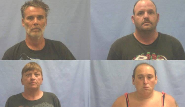 Carnival Mafia Four Suspects