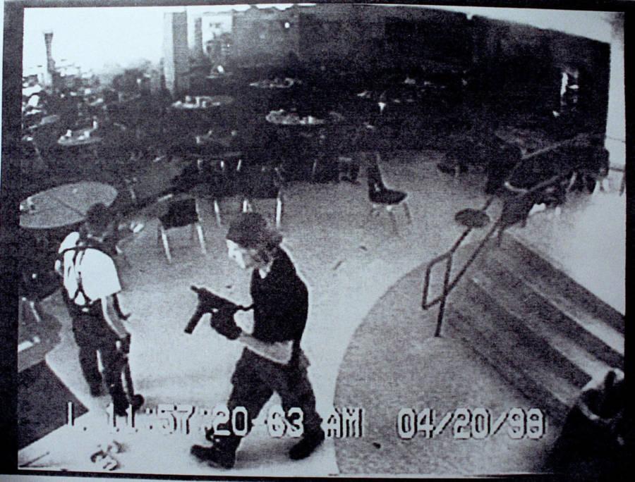 Columbine Shooters Cctv