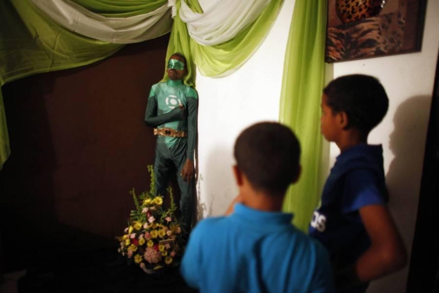 Extreme Embalming Of Renato Garcia